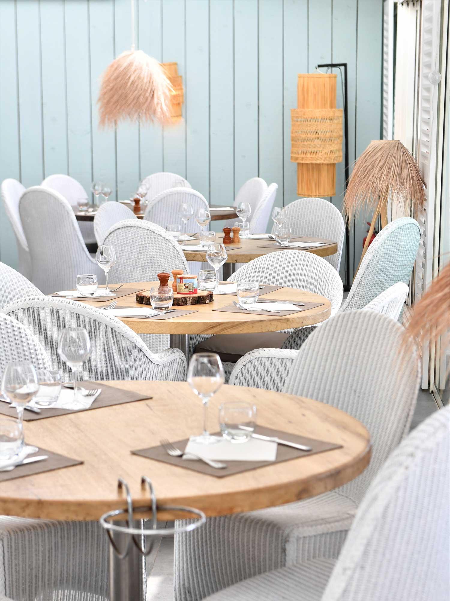 Le Poisson Rouge - Restaurant à Frontignan-Plage